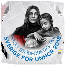 Sverige för UNHCR 2018